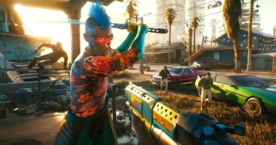 Cyberpunk 2077 dejará a los jugadores moverse y actuar libremente en las escenas de diálogo