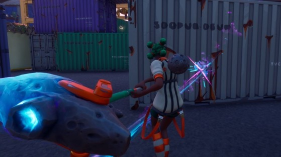 Fortnite: Destroza contenedores de carga en Muelles Mugrientos, desafío Semana 10, temporada 3