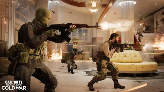 Black Ops Cold War: Echar horas a la beta tendrá recompensa en el juego final