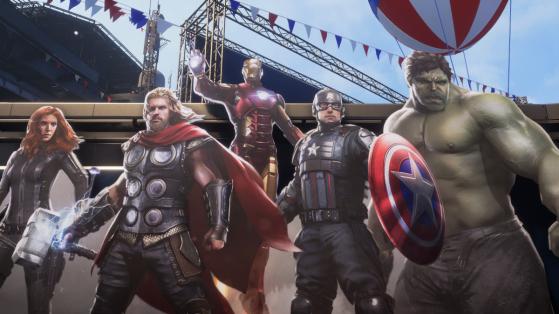 Marvel's Avengers se la pega de forma espectacular solo un mes después de su lanzamiento