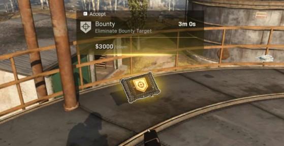 CoD Warzone: El Bounty (Contrato de Recompensa) es eliminado del juego por romper las partidas