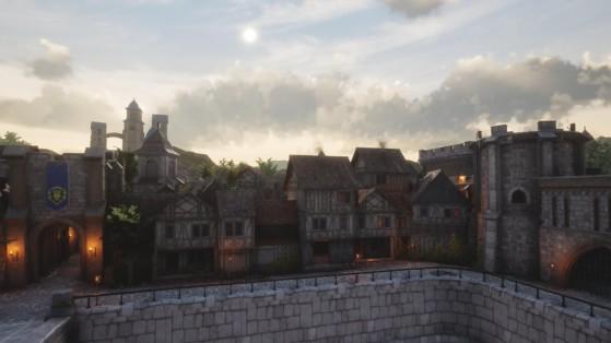 WoW: así se ve Ventormenta en Unreal Engine 4