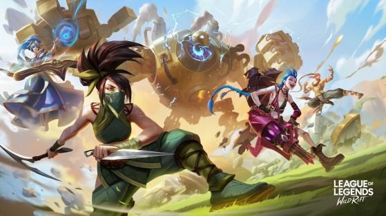 LoL: El hype por Wild Rift se carga la beta abierta del juego y desata la locura en China