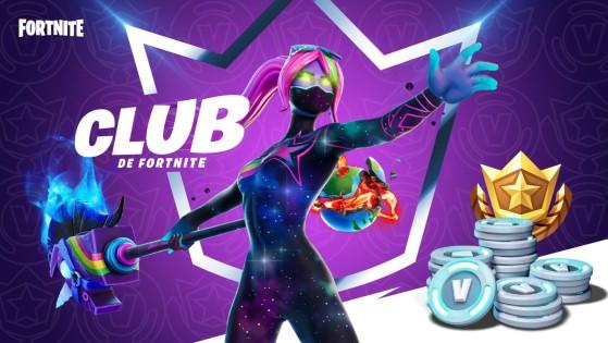 Club de Fortnite, el servicio de suscripción mensual del Battle Royale que llegará en la Temporada 5