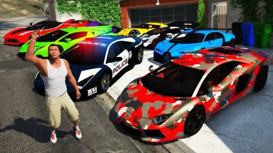 GTA 5: ¿Qué piensa un diseñador de coches de lujo de los vehículos del juego de Rockstar?