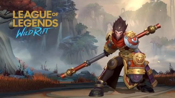 Wild Rift: El desafío de Wukong, cómo conseguir gratis al nuevo campeón en un evento