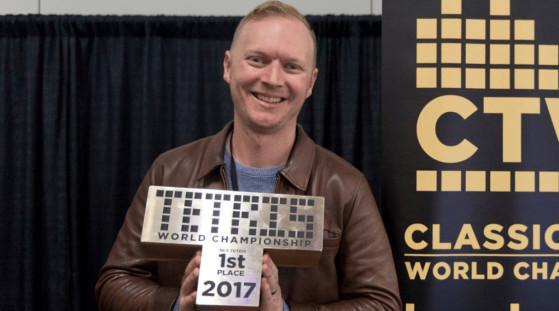 Fallece Jonas Neubauer, siete veces campeón de Tetris a los 39 años de edad
