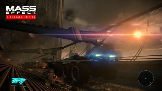 Comparativa de Mako - Mass Effect Legendary Edition - Millenium