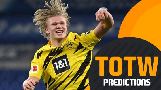 FIFA 21: Predicción del equipo de la semana, TOTW 22 - Haaland ya gobierna el mundo del fútbol