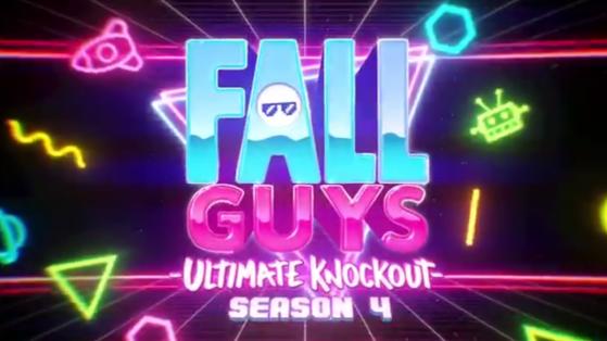 Fall Guys ya da pistas de su temporada 4: ¡hacia el futuro!
