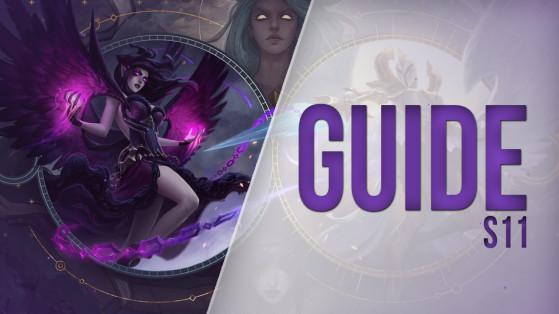 LoL: Guía de Morgana Support con Runas, Objetos, Counters y Consejos