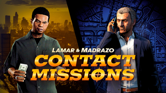Esta semana en GTA Online: HVY Nightshark y el triple de dinero con Lamar y Madrazo