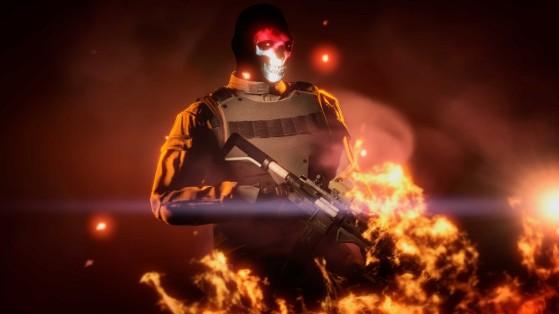 Esta es la skin Neon Skull Emissive - GTA 6