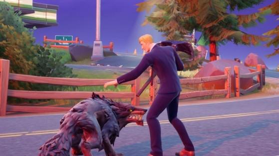 Fortnite: Cómo domar a un lobo, desafío de la temporada 6