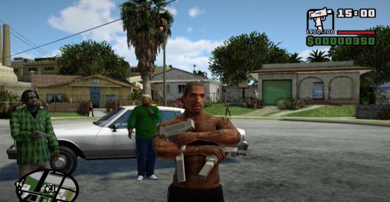GTA San Andreas remasterizado gratis para PC, pero de forma no oficial y con más de 50 mods