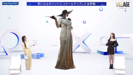 Resident Evil Village: ¿A dónde llegas a Lady Dimitrescu? Mira esta comparativa con personas reales