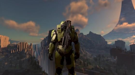 Halo Infinite acabaría llegando a finales de noviembre de 2021, según un actor del juego