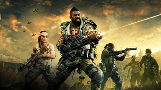 Warzone: El parche 1.34 ha añadido nuevas rachas de bajas. ¿Un Bombardeo para matar zombis?