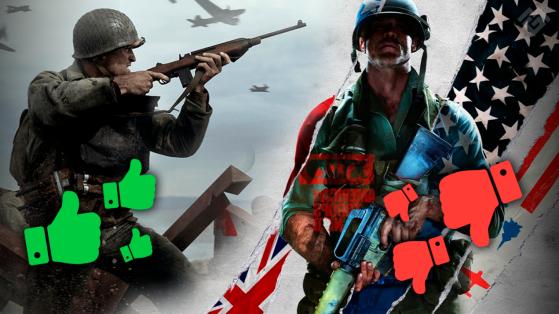 6 cosas que Call of Duty WWII hizo mejor que Black Ops Cold War y poco se valoraron en su momento