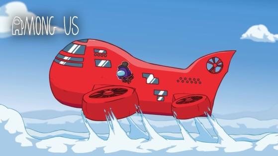 Among Us: ¿Cuantos jugadores volvieron gracias a Airship? Así ha funcionado el nuevo mapa