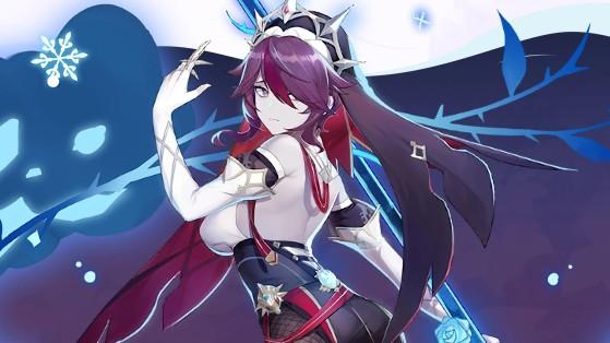 Rosaria, el último personaje en llegar a Genshin Impact. - Genshin Impact