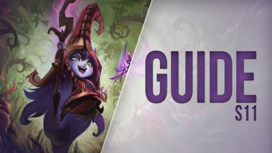 LoL - Guía Lulu Support: Builds, runas, trucos y consejos
