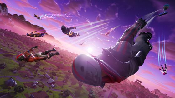 Fortnite hizo a Epic Games de oro en 2018 y 2019 con casi 10 millones de dólares generados