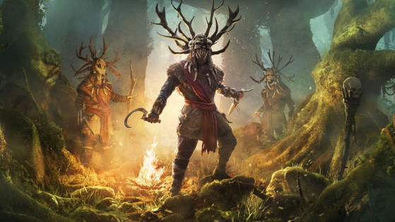 Assassin's Creed Valhalla, La Ira de los Druidas: ¿Cómo empezar a jugar al DLC?