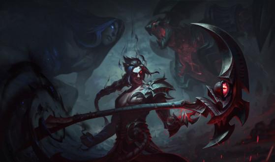 Kayn y su W son dos ejemplos perfectos de counterplay según Riot - League of Legends
