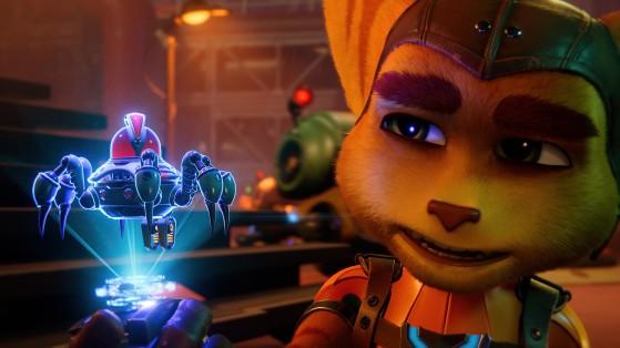 Ratchet and Clank: Una Dimensión Aparte