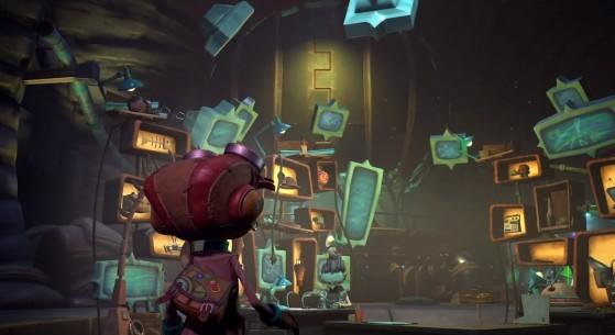 E3 2021: Psychonauts 2 levanta el telón con gameplay fecha y muchos detalles