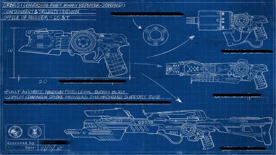 Black Ops Cold War: ¿Cómo desbloquear y mejorar el CRBR-S en Mauer Der Toten?