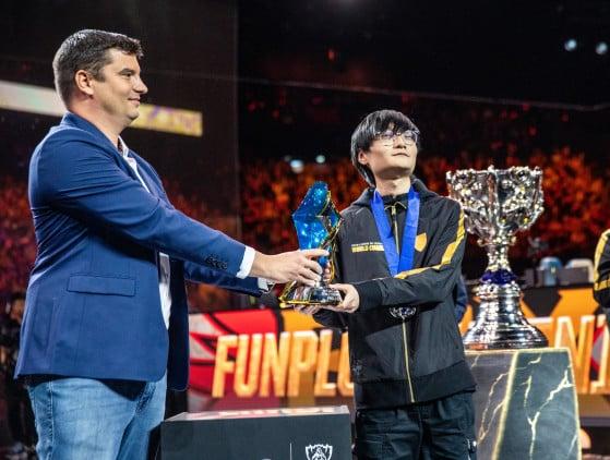 LoL: La condición impuesta por Doinb a FPX que permitió el descubrimiento del MVP de los Worlds 2019
