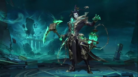 La skin de Thresh se podrá conseguir gratis, pero solo bajo determinadas condiciones. - League of Legends