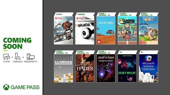 Nuevo en Xbox Game Pass en agost: Hade, Katamari Damacy y hasta 10 indies indispensables
