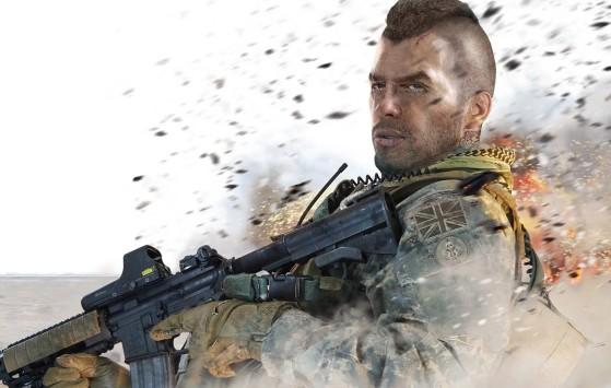 Warzone: El terrible aspecto de Soap no cala en la comunidad y los jugadores se ríen de la skin