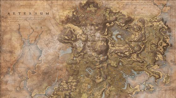 New World: Consulta el mapa interactivo que te dice dónde encontrar todos los recursos