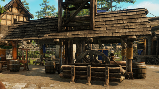 New World: Carpintería, todo lo que necesitas saber para el buen uso de la madera