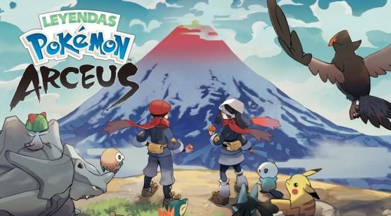 Pokémon Arceus y Perla/Diamante: tendremos noticias la próxima semana sobre los esperadísimos juegos