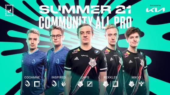 LoL: Los All-Pro Teams de la comunidad son un error y un concurso de popularidad