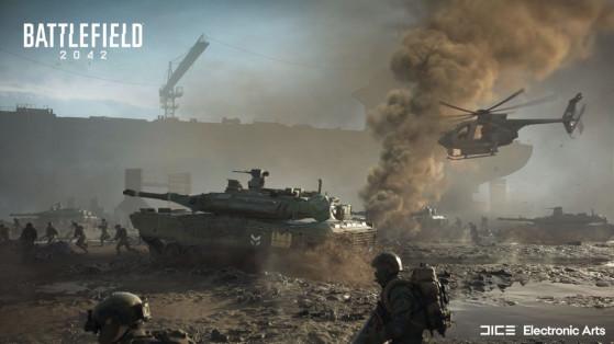 Battlefield 2042: ¿Cuándo se anunciarán las fechas de la próxima beta?