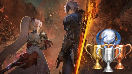Tales of Arise: Todos los trofeos y logros, conseguir el platino