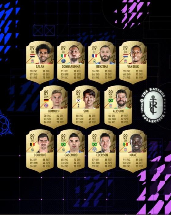Pincha para ampliar - FIFA 22