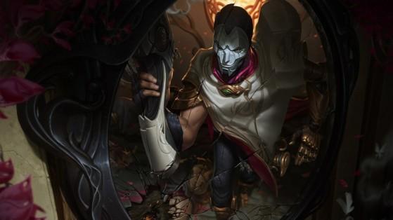 Jhin es uno de los personajes más queridos por la comunidad gracias a este pequeño cambio - League of Legends