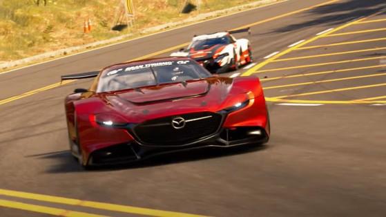 Gran Turismo 7 promete ser una locura técnica y sumar realismo en sus carreras con lluvia