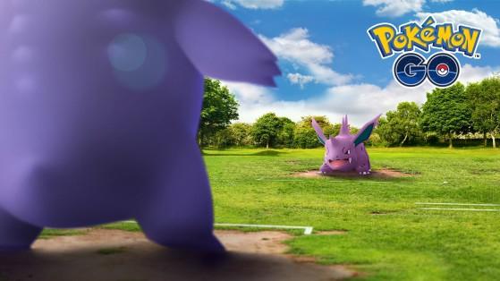 Pokémon GO: modo PvP & batallas de entrenadores