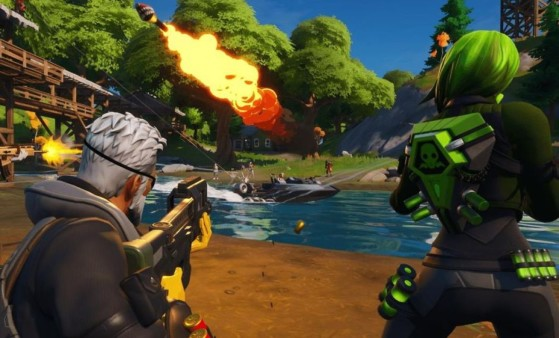 Los jugadores de Fortnite opinan que el sistema matchmaking está matando al videojuego