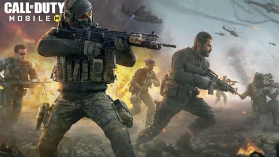 Call of Duty Mobile: Estadísticas generales y descargas del juego