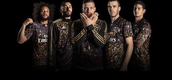 El Real Madrid lanza una nueva camiseta de la mano de EA Sports