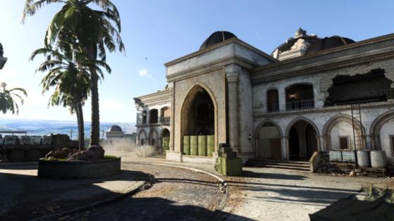 Call of Duty: Modern Warfare añade un nuevo mapa para Guerra Terrestre